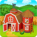 Farm Town: Happy farming Day & food farm game City - icon