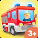 Скачать Маленькие пожарники