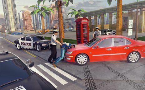 Скриншот Grand Crime Auto Gangster Andreas City