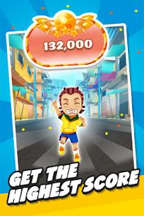 Скриншот Football Rush: Running Kid