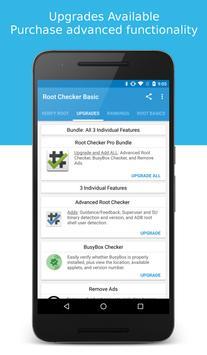 Скриншот Root Checker