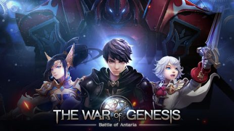 Скриншот The War of Genesis