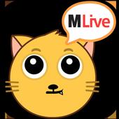 Cover art of «MLiveU : Hot Live Show» - icon