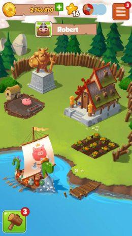 Скриншот Coin Master 5