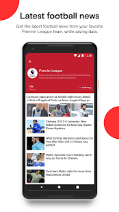 Скриншот Opera News