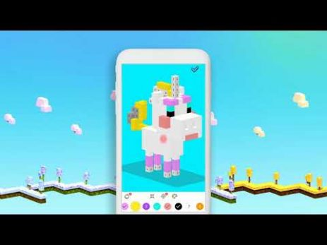 Voxel 3d Color By Number Pixel Coloring Book 263 Androidde