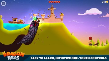 Скриншот Dragon Hills
