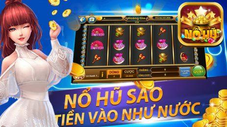 Скриншот Vuong quoc xeng – Game Slot, no hu, doi thuong