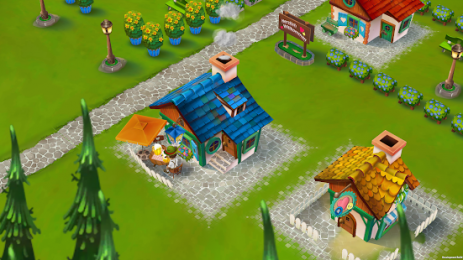 Скриншот Pretzel Land