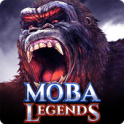 Скачать MOBA Legends Kong Skull Island