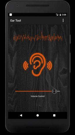 Скриншот Super Ear Tool: Aid in Super Clear Audible Hearing