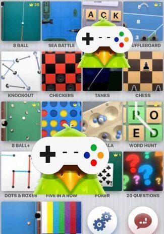 Скриншот My GamePigeon