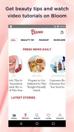Скриншот BeautyMNL