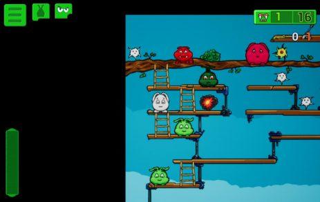 Скриншот Evil toil's journey