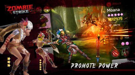 Скриншот Zombie Strike