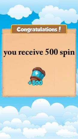 Скриншот Coin Master Free Spin