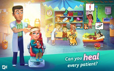 Скриншот Heart's Medicine Hospital Heat