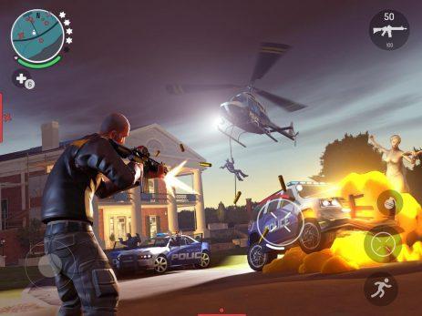 Скриншот Gangstar New Orleans