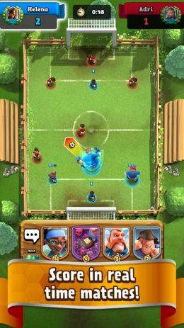 Скриншот Soccer Royale