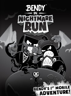 Скриншот Bendy in Nightmare Run