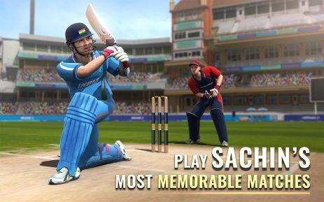 Скриншот Sachin Saga Cricket Champions 0