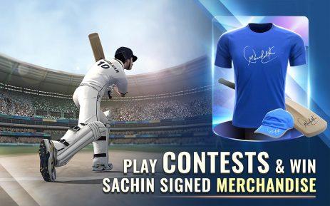 Скриншот Sachin Saga Cricket Champions 3