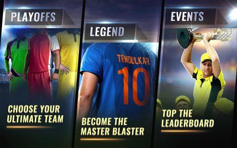 Скриншот Sachin Saga Cricket Champions 4