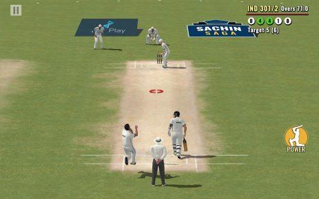 Скриншот Sachin Saga Cricket Champions 5