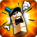 Bat Attack Cricket Multiplayer - icon