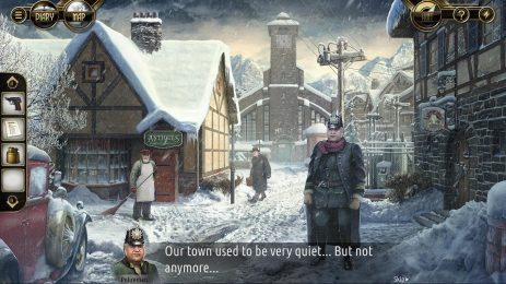 Скриншот Murder in the Alps