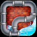 Водопроводчик - игра головоломка on android
