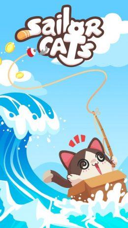 Скриншот Sailor Cats