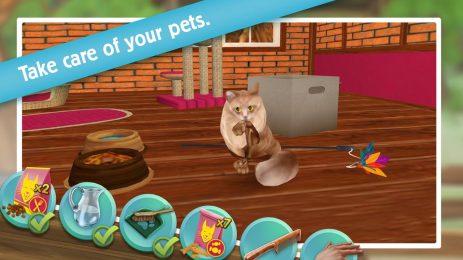 Скриншот Pet Hotel – Забота о животных