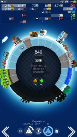 Скриншот A Planet of Mine
