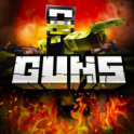 Guns mod for MCPE android