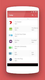 Скриншот TV Guide Australia ON AIR