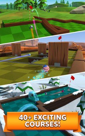 Скриншот Golf Battle