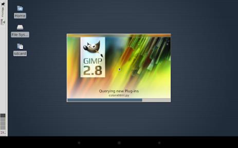 Скриншот GIMP Inkscape