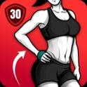 Фитнес для женщин: женская тренировка on android