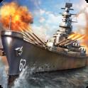 Атака военных кораблей 3D