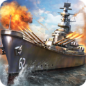 Атака военных кораблей 3D - icon