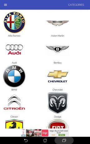 Скриншот Best Car Wallpapers 7