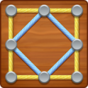 Line Puzzle: String Art - icon