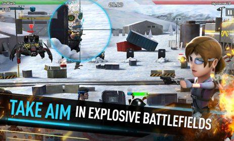 Скриншот WarFriends: PVP-шутер