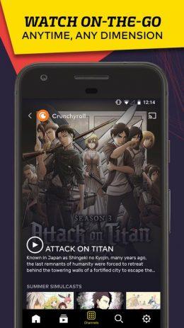 Скриншот VRV