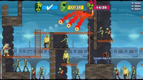 Скриншот Stupid Zombies 3