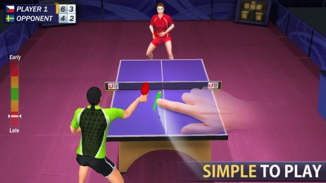 Скриншот Table Tennis