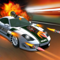 Death Race Car Shooting: Car Fighter on Highway - icon