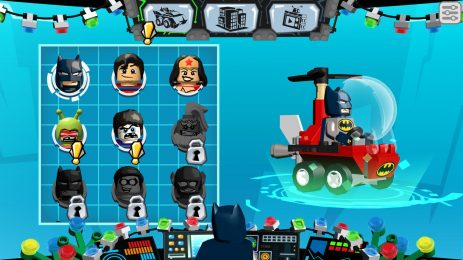 Скриншот LEGO® DC Mighty Micros
