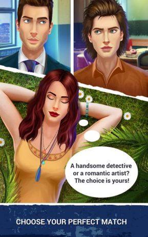 Скриншот Detective Love